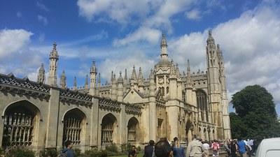 ケンブリッジ(Cambridge)への行き方