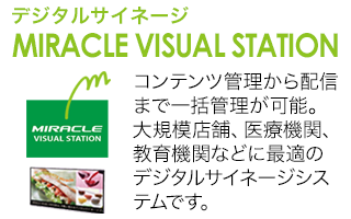 MIRACLE VISUAL STATION