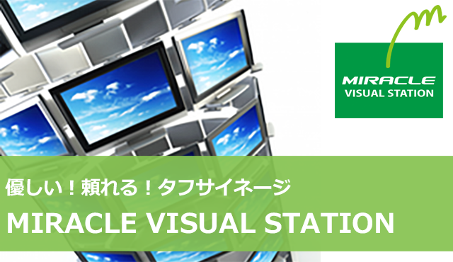 MIRACLE VISUAL STATION