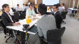 OSS運用管理勉強会(20141029)交流会1