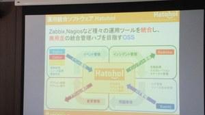 OSS運用管理勉強会(20141029)Hatohol1