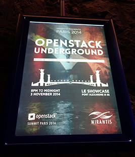 OpenStack Paris Summit 2014ナイトイベント5