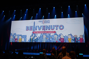 OpenStack Paris Summit 2014 Keynote聴講2
