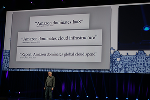 OpenStack Paris Summit 2014 Keynote聴講3