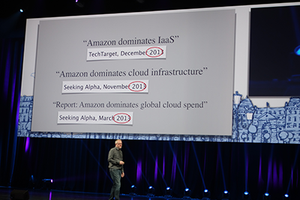 OpenStack Paris Summit 2014 Keynote聴講4