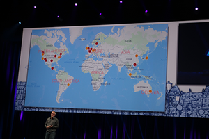 OpenStack Paris Summit 2014 Keynote聴講8