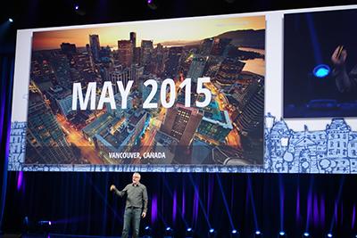 OpenStack Summit 2015年5月