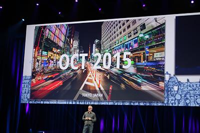 OpenStack Summit 2015年10月