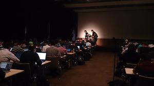 OpenStack Summit 会場