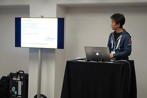 OpenStack Paris Summit 2014 TechTalkでHatohol紹介