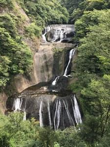 袋田の滝観瀑台